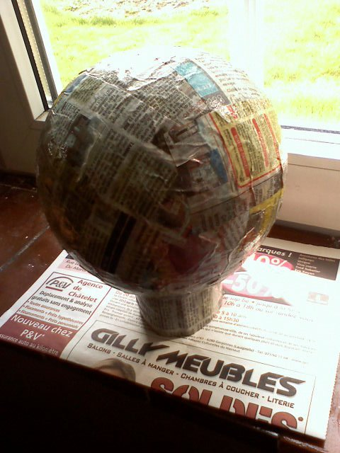 ma futur montgolfière