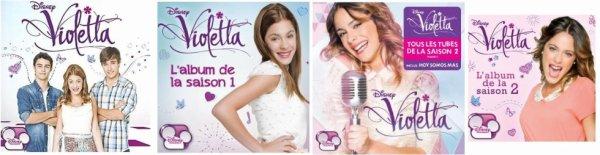 CD Violetta !!