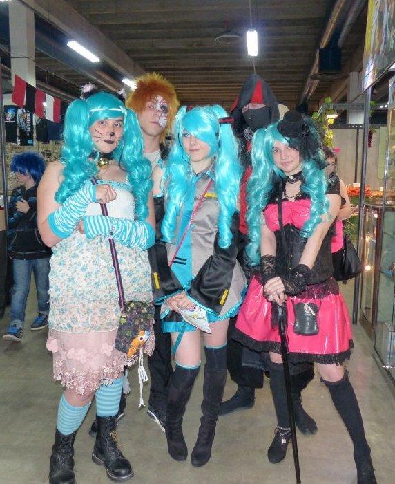 Quelques photos de la Japan touch ^-^ et petit sondage pour savoir quel cosplay vous préférez ^w^ ( en fin d'article )