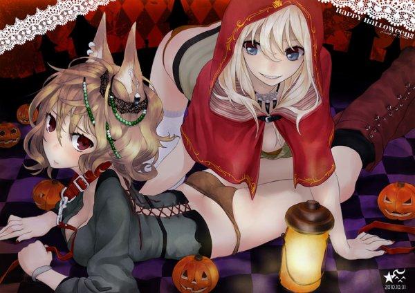 Happy Halloween mes petits Pandas ♥