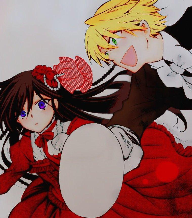 plein d'images sur Alice et Oz <3 <3 <3 XD