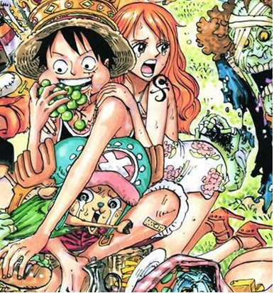 One piece scan 784
