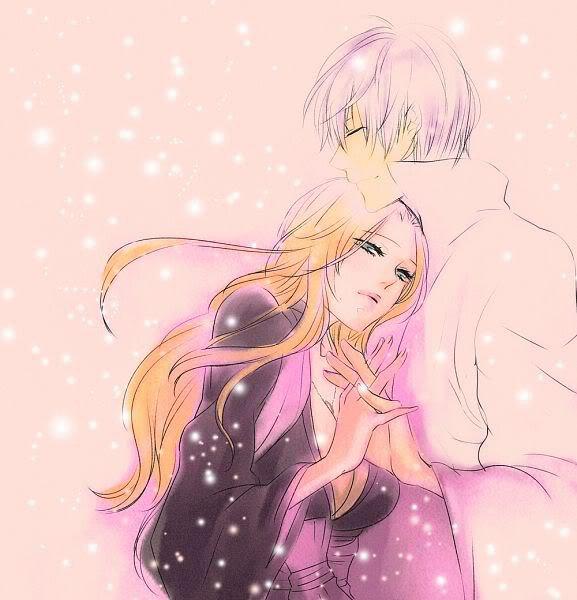 Le couple le plus magnifique de Bleach....