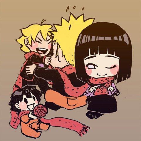 Uzumaki Family ❤