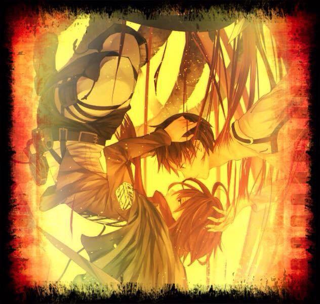 Mes montages Shingeki No Kyojin ♥