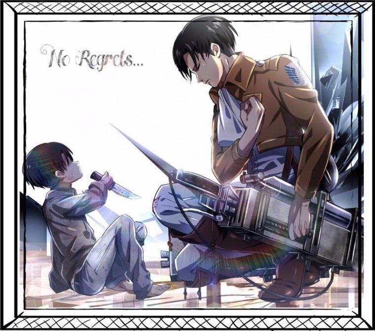 Mes montages Levi de Shingeki No Kyojin ♥
