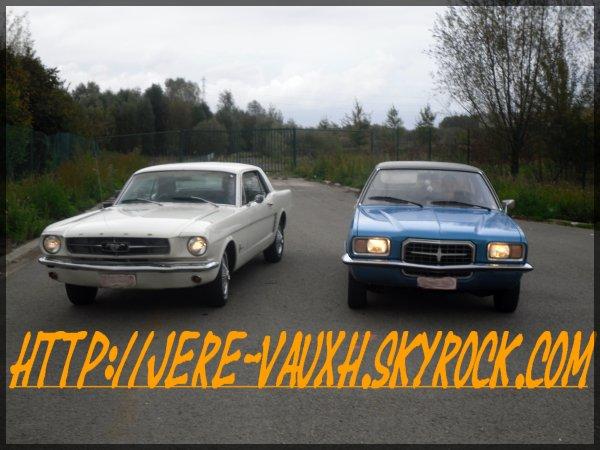 *-._.-*-._.-* -._.-*-._.-*Vauxhall & Mustang*-._.-*-._.-* -._.-*-._.-*