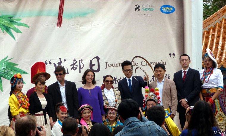 Samedi 9 juin 2012 : la Chine à l'honneur !