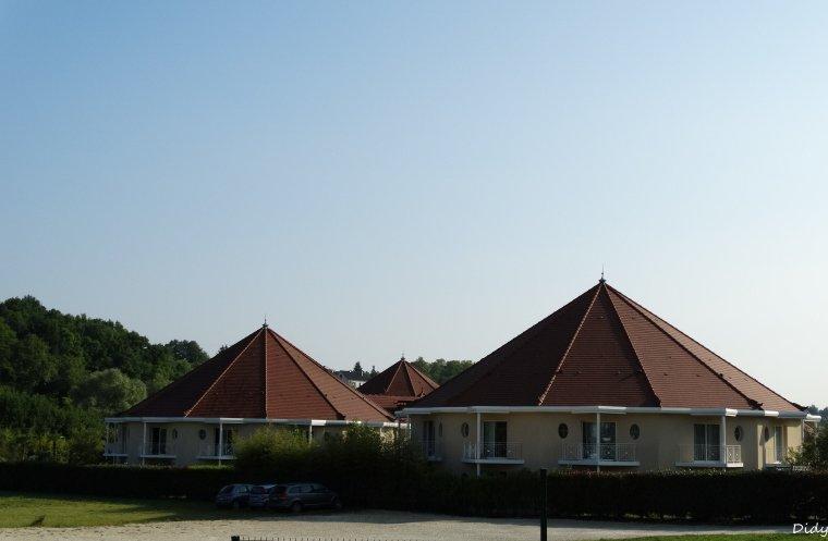 """""""Les jardins de Beauval"""" hôtel restaurant spa ouvert en 2008"""