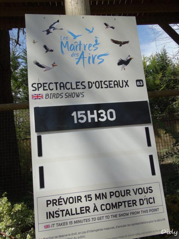 """spectacle du 10 Avril 2015 """"Les Maîtres des Airs"""""""