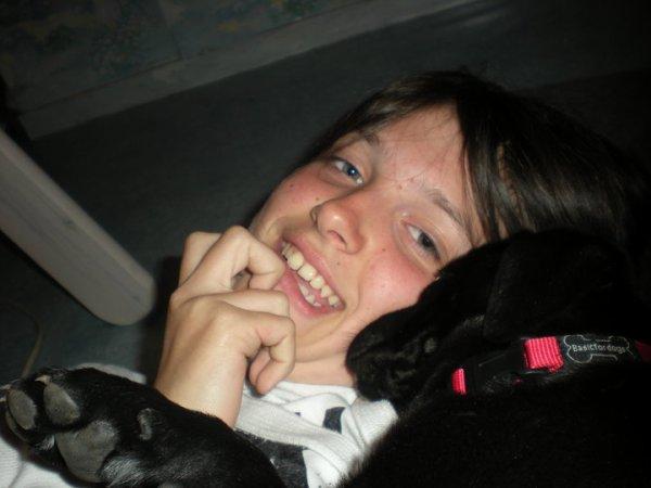 mon bébé on est le 9/01/2012 donc aujourd'hui sa fait 1 ans que tu ma quitter mon bébé d'amour <3