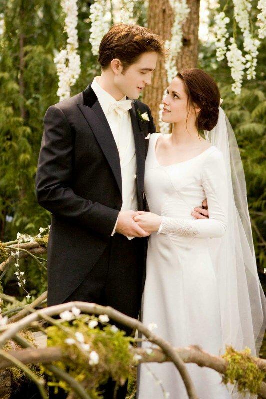 Mariage edward et bella (twilight)