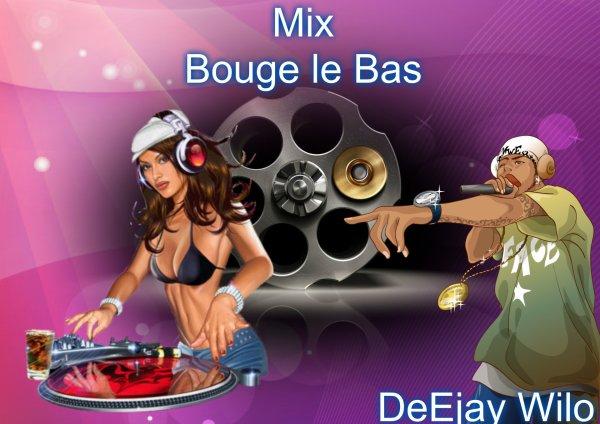 Les Meilleurs Du Mix / 2016 DeEjay Wilo974 Mix Bouge Le Bas (Futur Crew). Vers Top (2016)