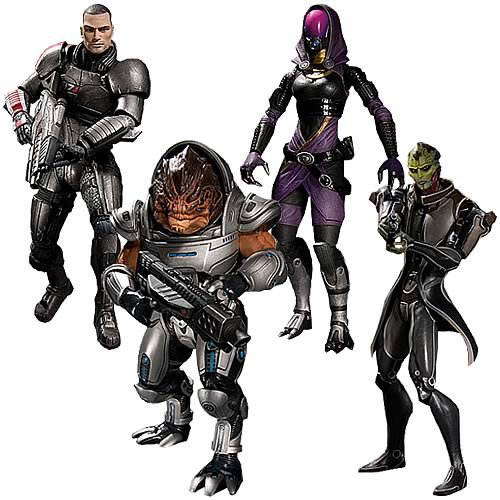moi un grand fan Mass  Effect