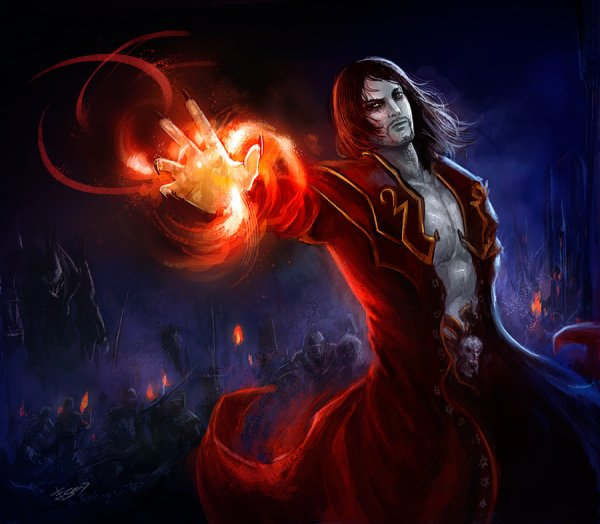 Castelvania Lord Schadow 2