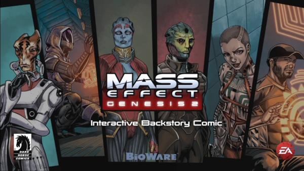 Genesis 2 pour Mass Effect 3