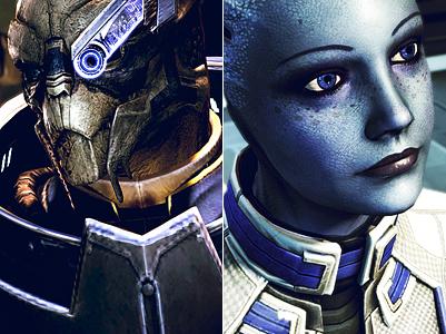 Mass Effect trilogie et autre