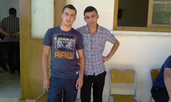 moi et mon cousin :)