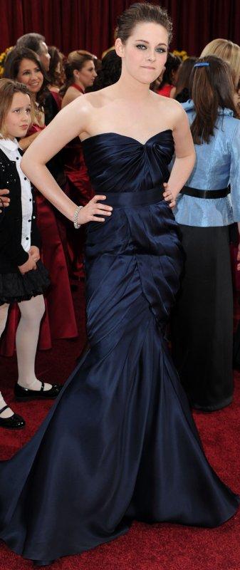 Top 3 de la robe bleu marine