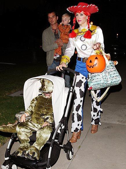 Nos stars fetent halloween
