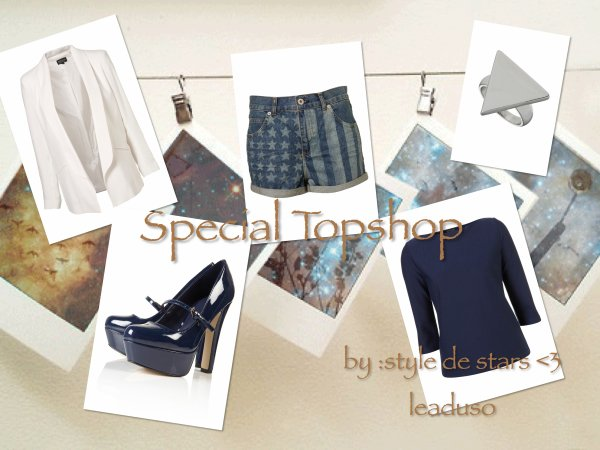 Collage Special TOPSHOP