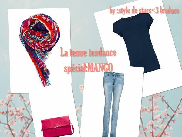 Collage spécial:Mango