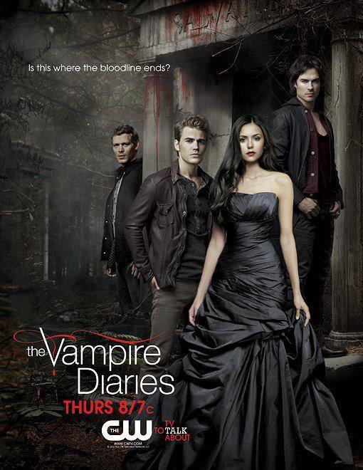 Photo promo vampire diaries