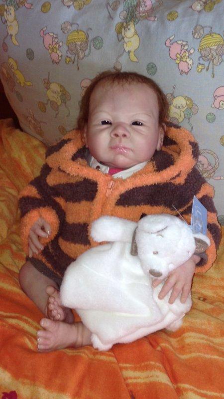 Benjamin à été adopté .