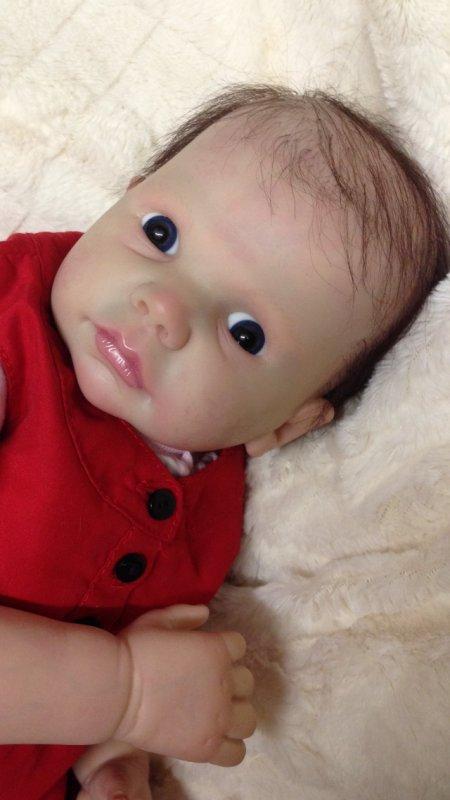 Suite de bébé Magali.