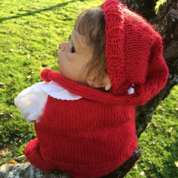 Petit elfe Ofelia à été adoptée