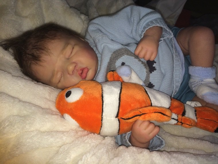 Dylan Bebe Reborn né le 30/12/2014