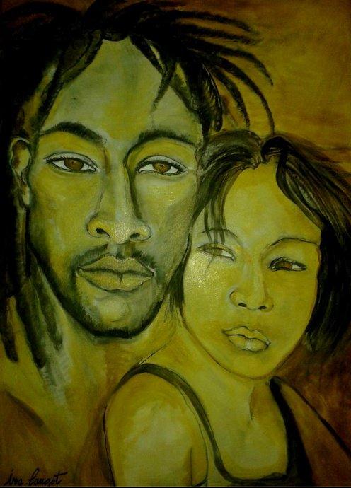 N°2  un Père et sa Fille (3ème période 03/2014) CADEAU
