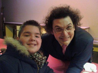 Eroic Antoine et moi