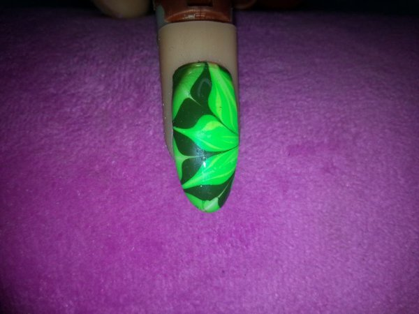 Déco water marble