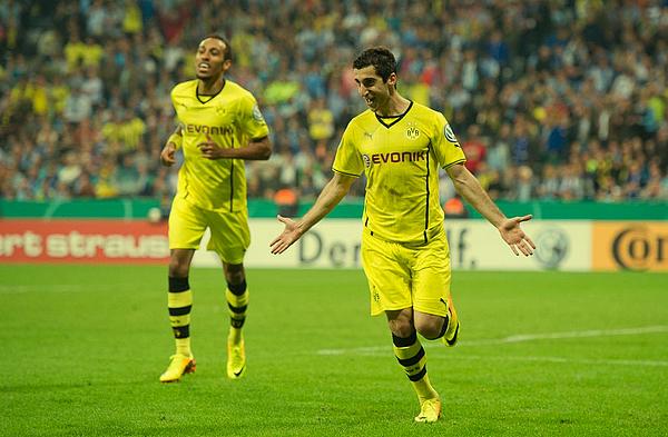 24/09/13 | DFB-Pokal (2ème tour) : Munich 1860 0-2 Borussia Dortmund