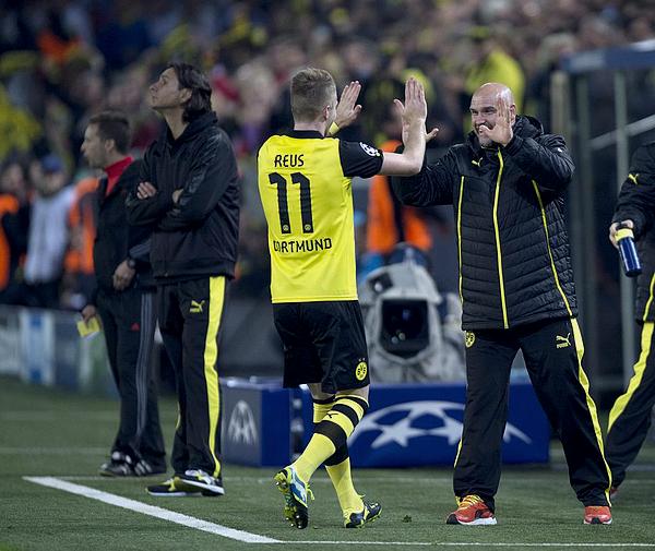 01/10/13 | Ligue des Champions (phase de poules) : Borussia Dortmund 3-0 Olympique de Marseille
