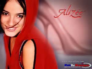 ALIZEE star dont je suis fan