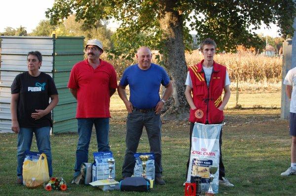 Championnat de Champagne ardenne ring 2011 à Vitry .