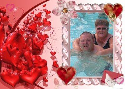 JOYEUX ANNIVERSAIRE DE MARIAGE MON AMOUR  42 ans d amour a tes cotes je t aime