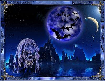 bon week end et bon halloween