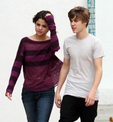 Selena et Justin Beiber : Ils officialisent a Los Angeles le 6 fevrier