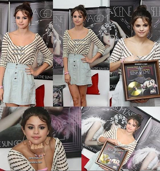 04/02/12 :  Selly  a participé à une conférence de presse à Rio de Janeiro au Brésil.