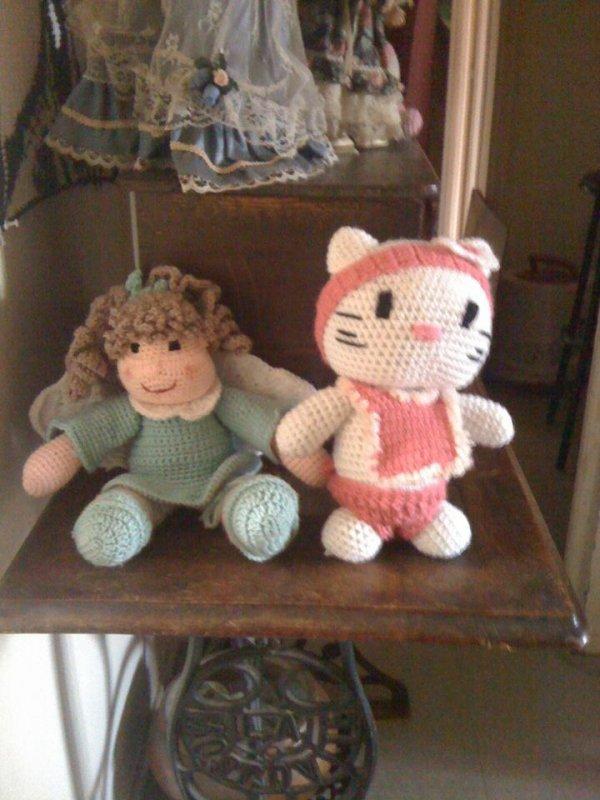 poupée modele en crochetalong sur le forum mhttp://lecrochet.xooit.fr/index.php