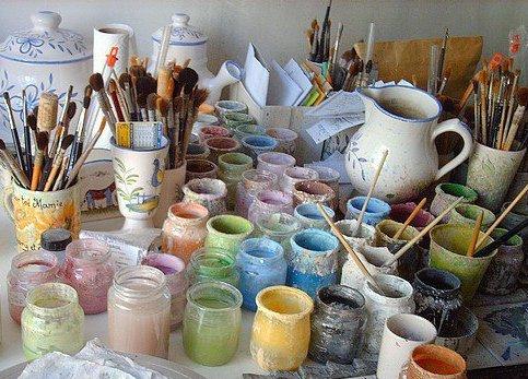 Définition des techniques de bases de la céramique