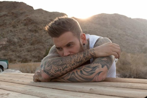 Matt Pokora en force