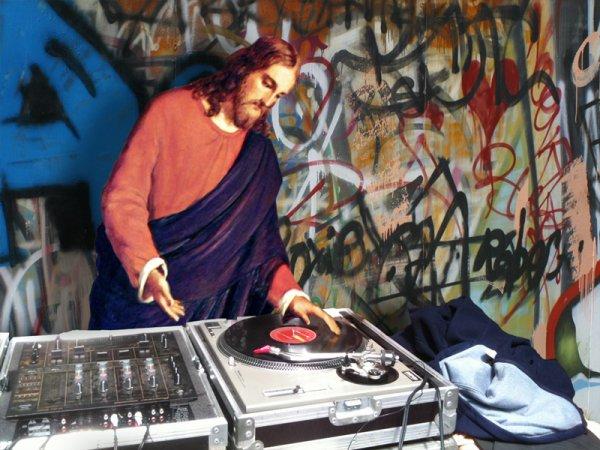 DJ JC au platine!