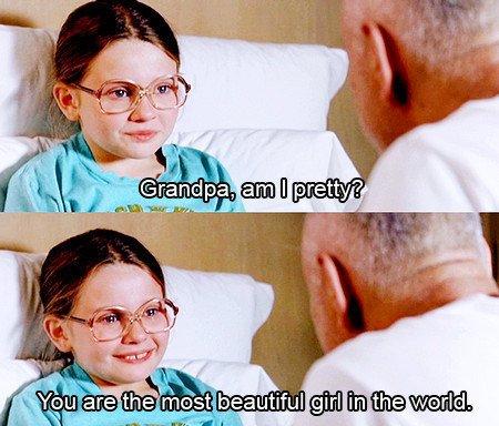 « Si rien ne va bien, appeler votre grand-père. ♥ »  - Proverbe italien -