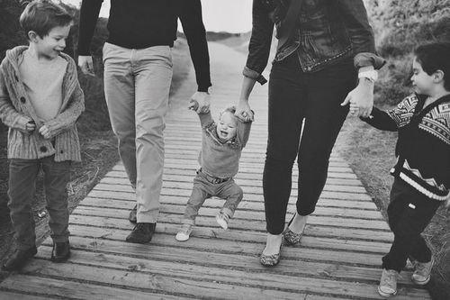 « A chaque fois que mon fils sourit en me regardant je réalise un de mes plus beaux rêves. Quand ma femme me sert contre elle je suis le plus heureux des hommes. Ce sont eux ma vie. ♥ »  - Nathan Scott -