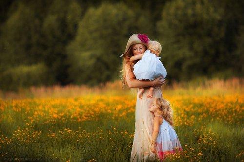« J'aimais tellement ton père, que la plus belle chose que je pouvais faire avec lui, c'est des enfants de cet amour là. ♥ » - Un Heureux Evénement -