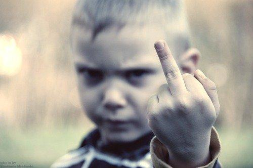 Que pensez-vous des adolescents qui insultent leur parents ?
